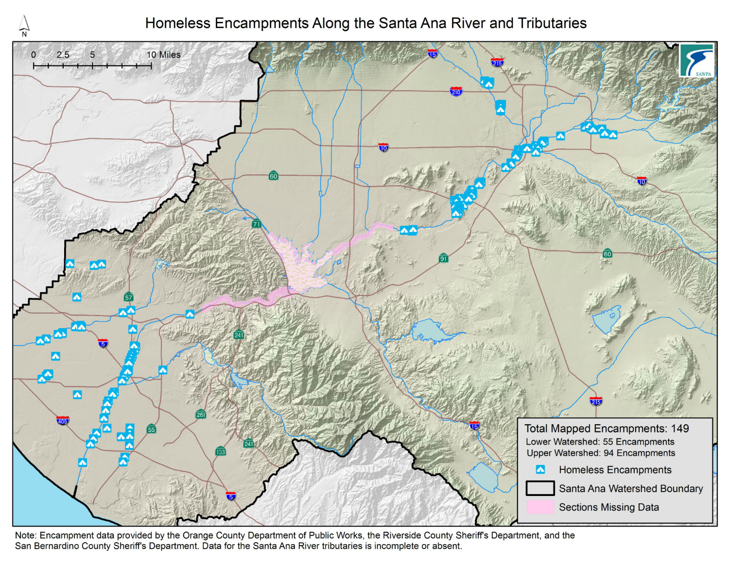 The Intersection of Watersheds and Homelessness [audio]